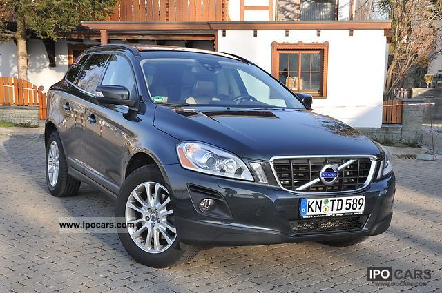 2009 Volvo  XC60 T6 AWD Summum Off-road Vehicle/Pickup Truck Used vehicle photo