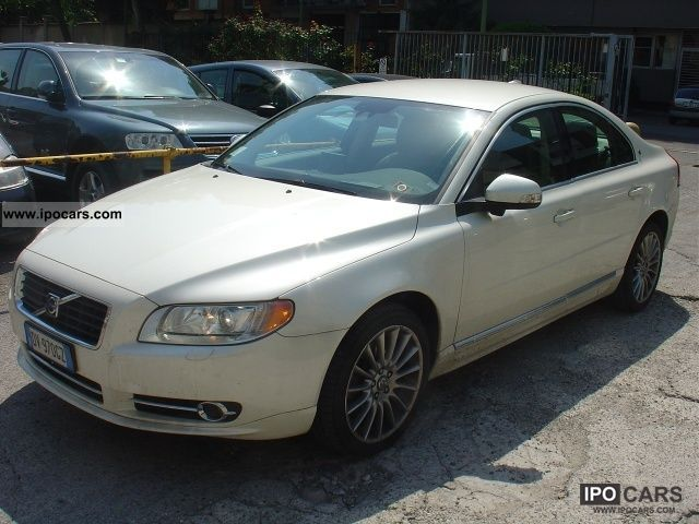 2009 Volvo  S80 T6 Geartronic AWD Summum 3.2 Limousine Used vehicle photo