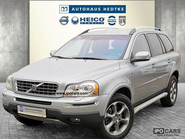 2009 Volvo Xc90 D5 Ocean Race Heater Navi Xenon Telephoto Car Photo And Specs