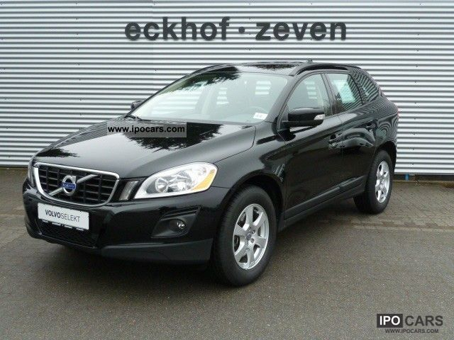 2009 volvo xc60 d5 185hp kinetic dpf awd 6 speed car photo and specs. Black Bedroom Furniture Sets. Home Design Ideas