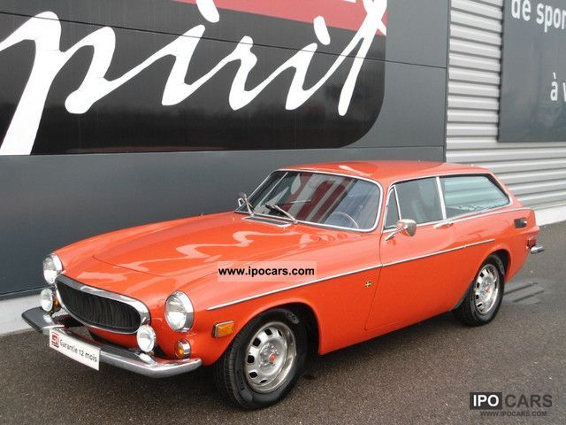 Volvo  P 1800 1973 Vintage, Classic and Old Cars photo