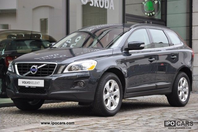 2008 volvo xc60 d5 awd summum air navi xenon leather car photo and specs. Black Bedroom Furniture Sets. Home Design Ideas