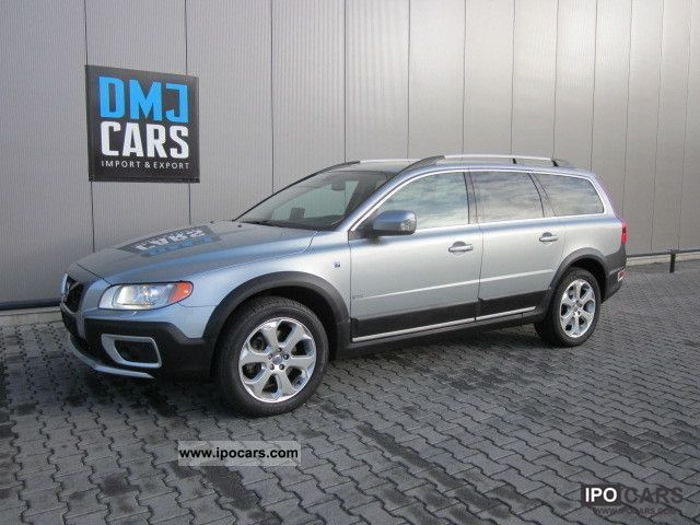 Volvo  XC70 D5 AWD Aut. Ocean Race XENON! NAVI! 2010 Race Cars photo
