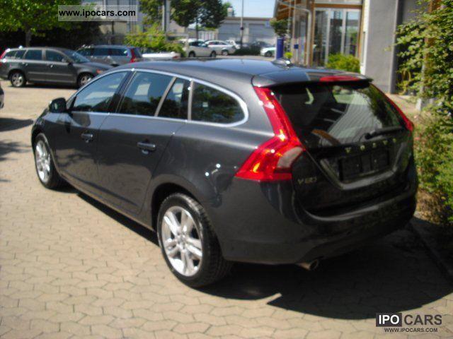 2010 Volvo V60 D5 Summum * Xeniumpaket * Automatic * - Car Photo and Specs