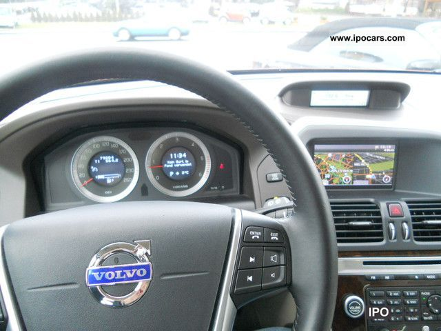 2010 Volvo Xc60 D5 Awd Dpf Car Photo And Specs