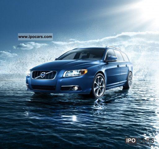 Volvo  V70 DRIVe Ocean Race/14% / Dt.Neufahrzeug! 2011 Race Cars photo