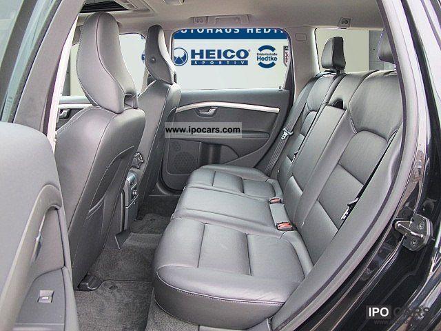 2011 Volvo V70 D5 Summum Xenon PDC GSHD child seats Navi ...