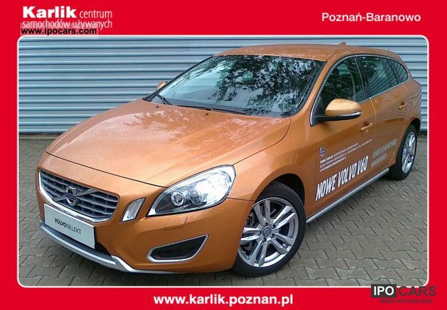 2010 Volvo  2.0T 203km, Summum Estate Car Demonstration Vehicle photo