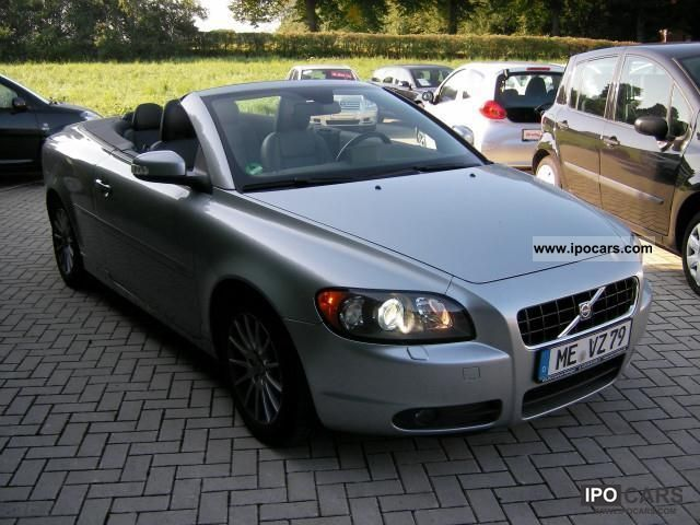 2009 Volvo  2.0D Summum RTI warranty until May 2014 Cabrio / roadster Used vehicle photo