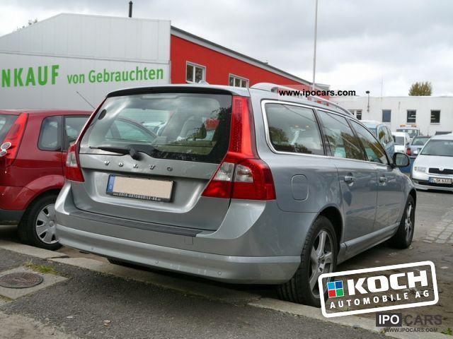 2011 Volvo V 70 D3 DPF 2WD Geartronic Momentum (xenon) - Car Photo and Specs