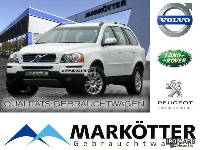 2011 Volvo  XC 90 D3 NAVIGATION LEATHER SEATS Edition 7 Off-road Vehicle/Pickup Truck Used vehicle photo