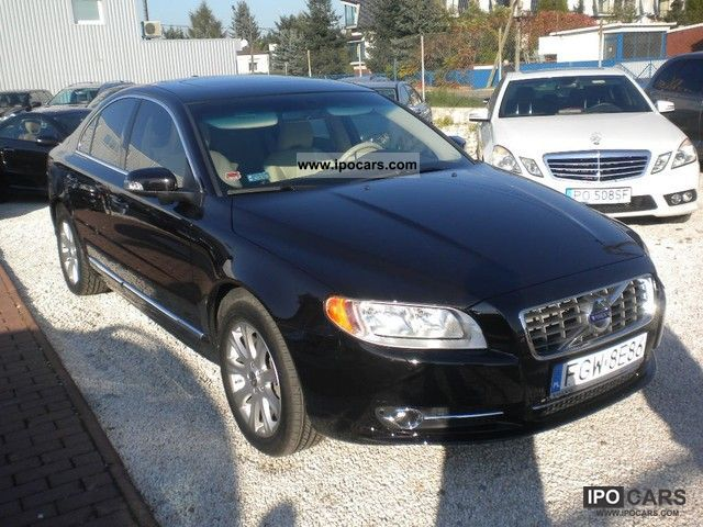2010 volvo s80 3 2 pe na opcja navi car photo and specs. Black Bedroom Furniture Sets. Home Design Ideas