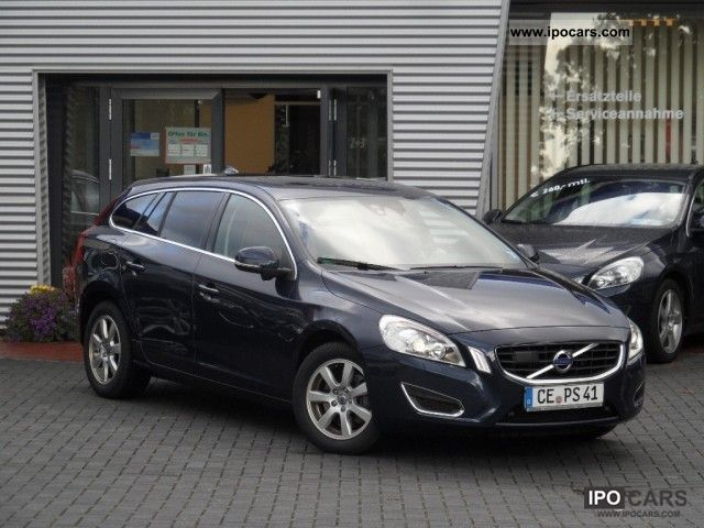 2010 Volvo V60 D5 Awd Summum Automatic Driving Assistance