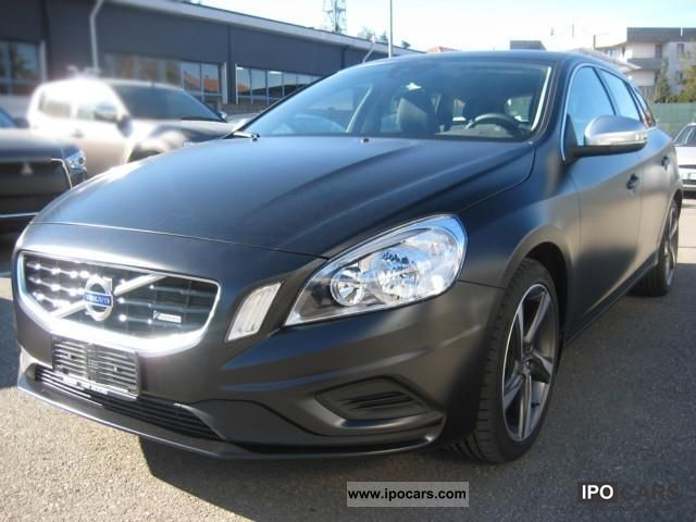 2012 Volvo D3 Geartronic V60 R-Design - Car Photo and Specs