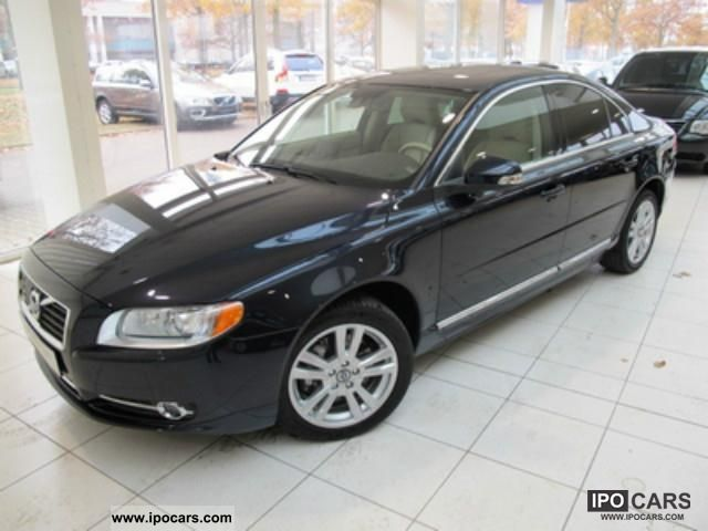 2010 Volvo  S80 T6 AWD Summum Auto - 36% below original price Limousine Used vehicle photo