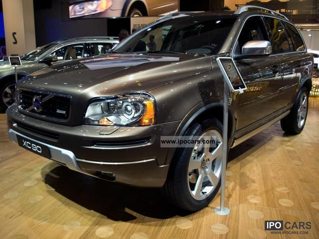 2011 Volvo  LEATHER SEATS XC90 climate control e-NAVI XENON SIT ... Other New vehicle photo