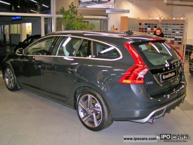 2012 Volvo V60 D5 Geartronic R Design Navi Standhz Kyless