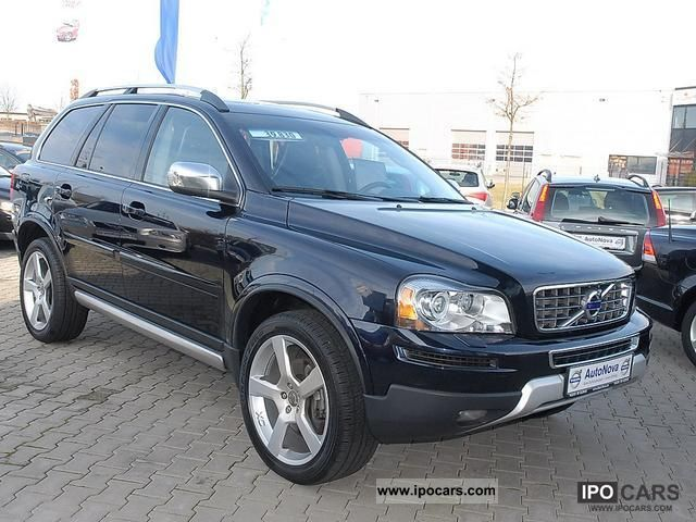 2011 volvo xc90 3 2 r design 7 seater car photo and specs. Black Bedroom Furniture Sets. Home Design Ideas