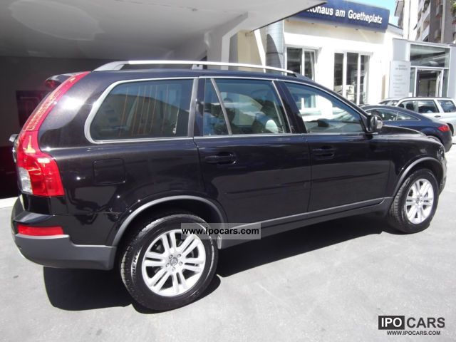 2010 volvo xc 90 d3 aut. edition 7-seater - car photo and specs
