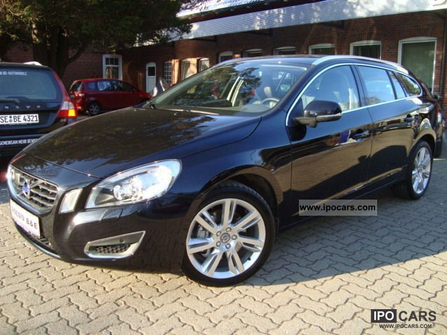 2012 volvo v60 d5 geartronic summum xenium package navi xenon car photo and specs. Black Bedroom Furniture Sets. Home Design Ideas