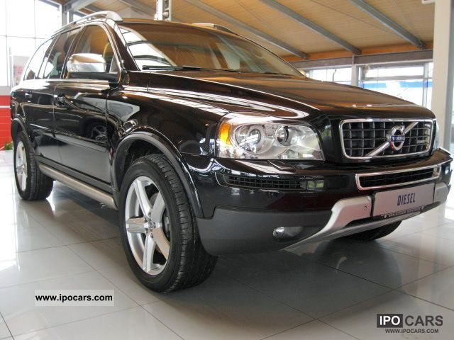 2011 Volvo XC90 D5 Geartronic DPF AWD R-Design - Navi - Car Photo and Specs
