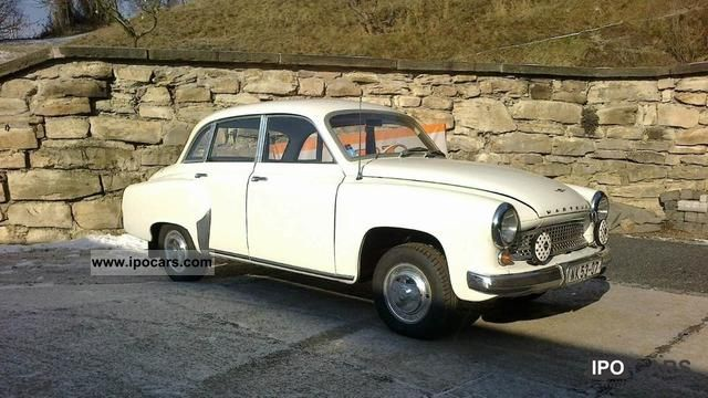 Wartburg  312 1965 Vintage, Classic and Old Cars photo