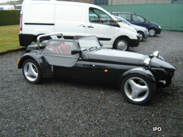 1996 Westfield  ZEI 220 Cosworth!! 220 cv Cabrio / roadster Used vehicle photo