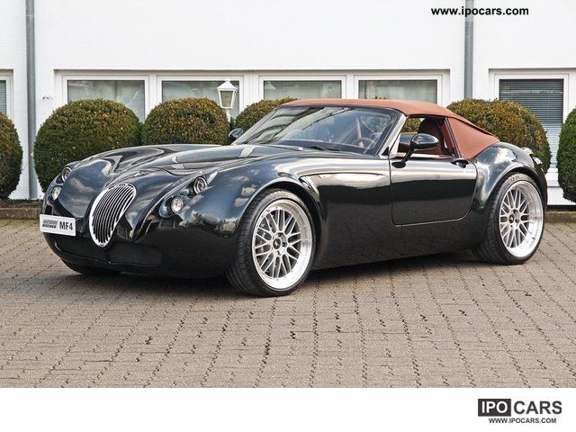 wiesmann vehicles with pictures page 3. Black Bedroom Furniture Sets. Home Design Ideas