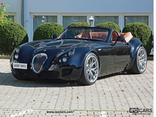 2011 Wiesmann  MF5 Roadster * Full * VAT * Last acc. 10V 507PS * Cabrio / roadster Used vehicle photo