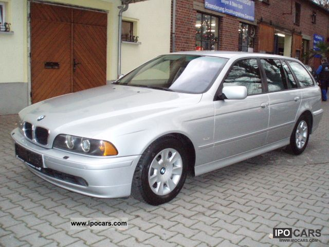 2001 BMW  525i, automatic, xenon Estate Car Used vehicle photo