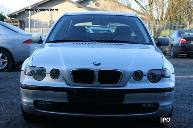 2002 BMW  3 Series Compact - 318 ti * checkbook * Navi * Limousine Used vehicle photo
