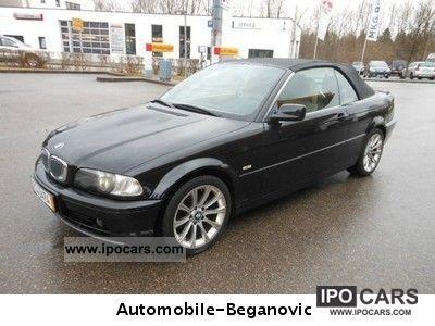 BMW  323 Ci Sport package Xenon 2000 Liquefied Petroleum Gas Cars (LPG, GPL, propane) photo