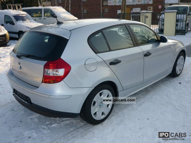 2006 Bmw 116 I Car Photo And Specs