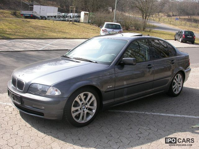 2000 BMW  330d, Navi, Xenon, PDC, Satin Chrome! Limousine Used vehicle photo