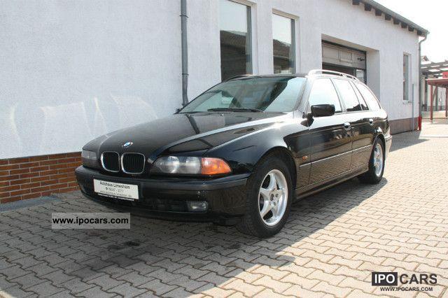 1997 BMW  523i touring Estate Car Used vehicle photo