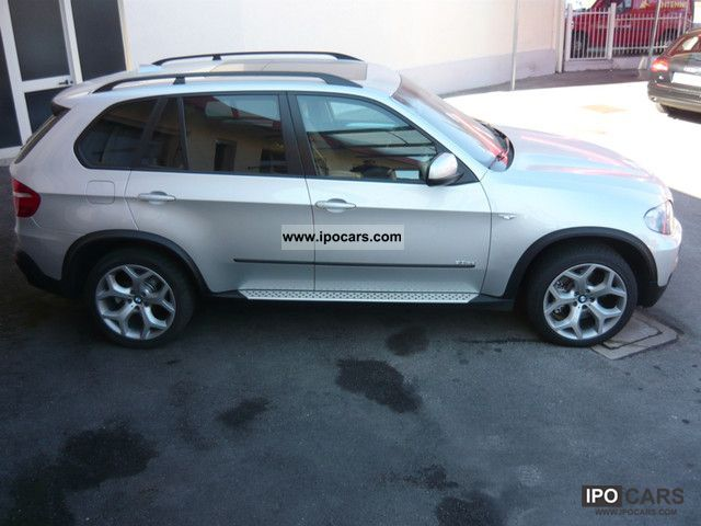 2007 BMW  X5 3.0sd/PANORAMA/NAVI/20ZOLL/PDC/XENO Limousine Used vehicle photo