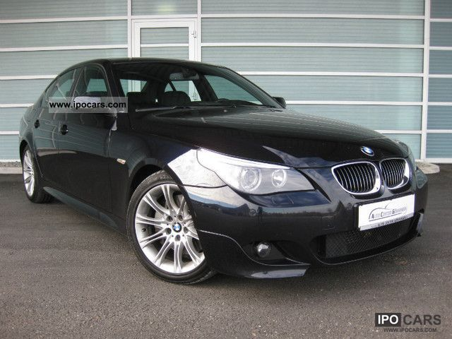 2005 BMW  DPF 535d M-package ** ** Service History ** 1.Hand Limousine Used vehicle photo