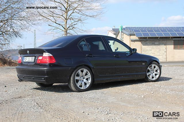 2001 Bmw 330i M Package Amp Lpg Car Photo And Specs