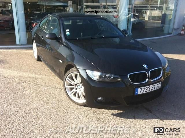 2007 BMW  Series 3 Coupe 320i Sport Design Sports car/Coupe Used vehicle photo