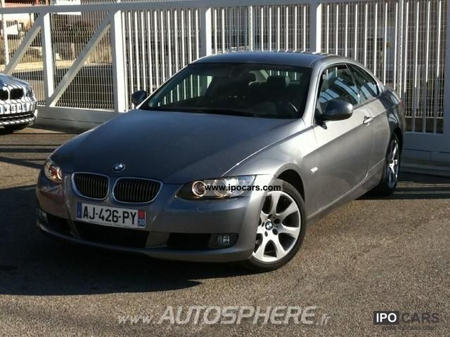 2010 BMW  Series 3 Coupe 330d 245ch Confort Sports car/Coupe Used vehicle photo