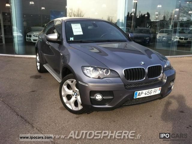 2010 BMW  X6 3.0d Exclusive Off-road Vehicle/Pickup Truck Used vehicle photo