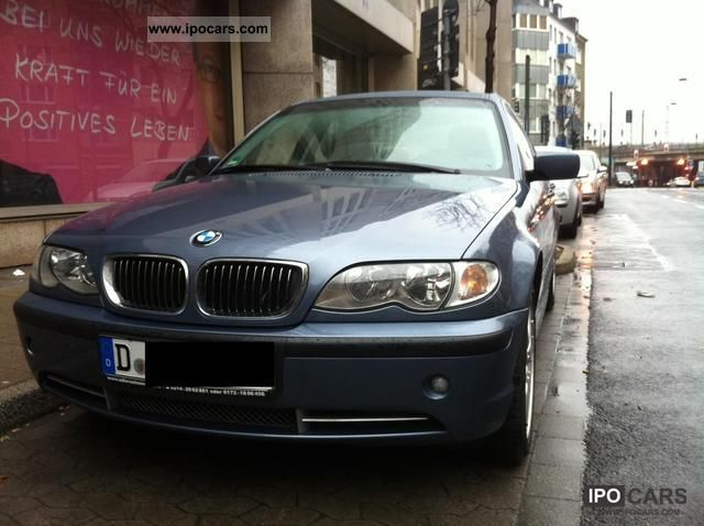 2003 BMW  330d Exclusive Edition Limousine Used vehicle photo