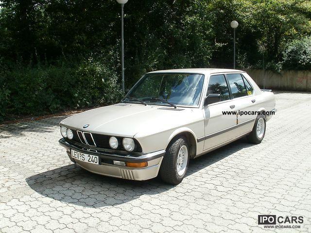 1984 BMW  520i Limousine Used vehicle photo