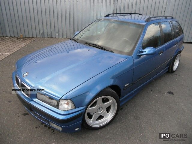 1996 Bmw 323i Touring
