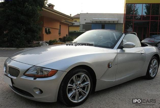 2003 BMW  Z4 3.0 i ROADSTER Off-road Vehicle/Pickup Truck Used vehicle photo