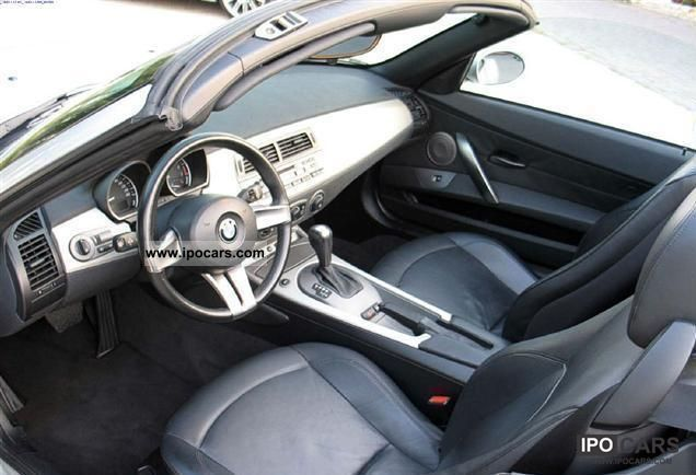 2003 Bmw Z4 3 0 I Roadster Car Photo And Specs