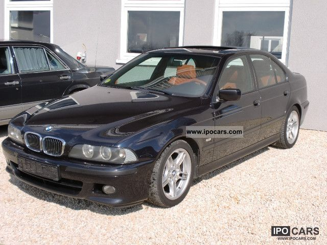 2003 bmw 525d edition m sport packet individual as 80tkm car photo and specs. Black Bedroom Furniture Sets. Home Design Ideas