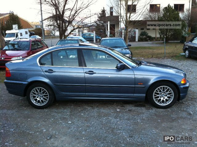 1998 Bmw 328i Climate Sunroof Car Photo And Specs