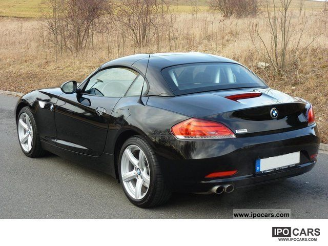2009 Bmw Z4 Convertible 2 5 Sdrive 23i 1 Hand Car Photo
