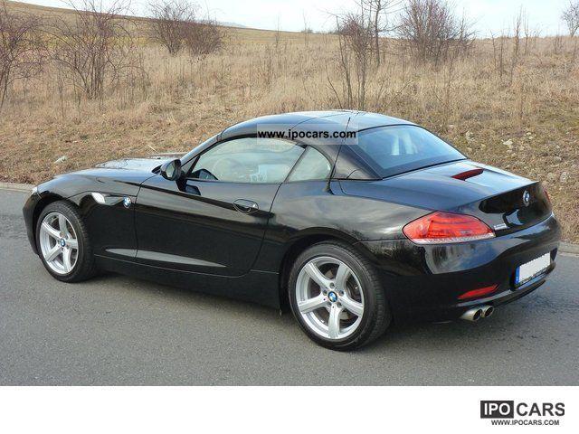 2009 bmw z4 convertible 2 5 sdrive 23i 1 hand car photo. Black Bedroom Furniture Sets. Home Design Ideas